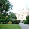 London - Regent's Park and Chester Terrace, Sept 2002