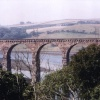 Royal Border Bridge. Berwick Upon Tweed