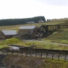 Killhope Lead Mining Museum high in Upper Weardale. A desolate but magical place.