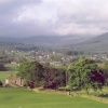 Photograph of Hawes taken from the vicinity of Stonehouse Inn to the North.