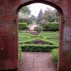 Kenilworth Castle Gardens Apr '04