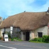 Old Mother Hubbard's Cottage in Yealmpton, Devon