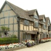 Shakespeare's Birthplace - Stratford upon Avon, Warwickshire, England. Picture taken July 2003