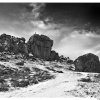 Cow and Calf rocks, Ilkley, West Yorkshire