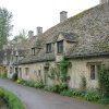Bibury, Gloucestershire. In the Cotswolds..