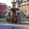 Fountain in Leicester