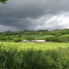 Dalwood, Devon. A Country farm
