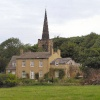 St Leonards church, Thrybergh, South Yorkshire