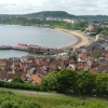 View over south bay, Scarborough