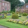 The Gardens at Erddig House, Wrexham (NT).