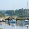 Beaulieu River, Beaulieu, Hampshire -