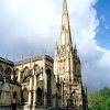 Bristol - St Mary Redcliffe Church