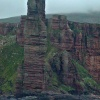 The Old Man of Hoy in the Orkney Islands