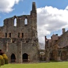 Wenlock Priory, Much Wenlock in Shropshire