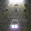 inside the tor of Glastonbury.