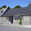 Tearoom in Worth Matravers, a small village in Dorset