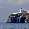 Inner Farne Lighthouse in Northumberland