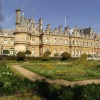 Early Spring at Waddesdon Manor, Bucks