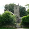 Gidleigh Church, on the edge of Dartmoor