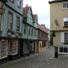 Elm Hill at Norwich