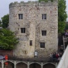 Lendal Tower, York, Next Shot is Lendal Tower Plaque