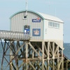 Selsey Lifeboat Station. Selsey, West Sussex