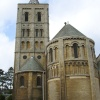 The Catholic Church of Our Lady of Lourdes, Ashby de la Zouch, Leicestershire.