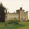 Chiddingstone Castle in Kent. taken in 1987