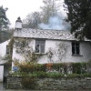 Dove Cottage in Grasmere. The one time home of the Poet William Wordsworth