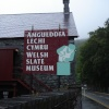 The Welsh Slate Museum, Llanberis, North Wales.