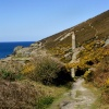 Near Trevellas, Cornwall. April 2006