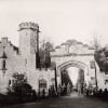 Cholmondeley Castle. A soldiers view in 1940. Tim Croft. -