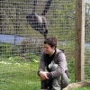 Looe Monkey Sanctuary, Cornwall. April 2005