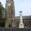 The Anglican Parish Church at Ripley, Derbyshire.