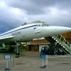 Concorde at Brooklands Museum, Weybridge, Surrey