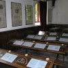 School room in Tyneham, Dorset