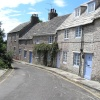 Cottages in Worth Matravers, Dorset