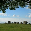 Long Meg & her Daughters (Maughanby Circle)- near Penrith, Cumbria