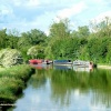 Kennet & Avon Canal, Froxfield flight, Wiltshire (Just!)