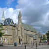 A picture of Bishop Auckland - County Durham - England