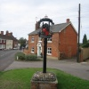 Castle Hedingham village sign, Essex