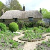 Thomas Hardy's cottage in Higher Bockhampton, Dorset
