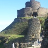 Launceston Castle, Cornwall