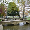 Bridges, Bourton-on-the-Water, Gloucestershire.