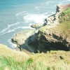 A wonderful day at Flamborough Head, Flamborough, East Yorkshire.