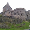 Edinburgh Castle, Edinburgh, Midlothian, Scotland.
