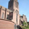 Liverpool Cathedral, Liverpool, Merseyside - July 2005