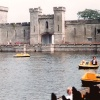 A good day out at Alton Towers Theme Park, Alton, Staffordshire in 1982. -
