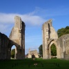 Glastonbury Abbey, Somerset.