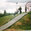 1998 - When Wonderland Pleasure Park was known as the White Post butterfly park. -